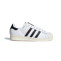 L' iconique sneakers original Adidas Superstar Laceless white la basket basic incontournable chez Atalante - Antibes