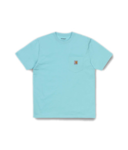 Le Tshirt original Carhartt S/S Pocket Window basic incontournable chez Atalante - Antibes