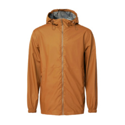 La Jacket Unisex original Rains Camel l' imperméable basic incontournable chez Atalante - Antibes