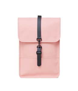Le bag original Rains Backpack mini Coral l'imperméable basic incontournable chez Atalante - Antibes