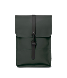 Le bag original Rains Backpack mini Green l'imperméable basic incontournable chez Atalante - Antibes