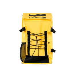 Le bag original Rains Mountaineer Yellow l'imperméable basic incontournable chez Atalante - Antibes
