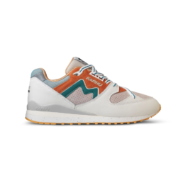 L' iconique sneakers original Karhu Synchron Classic white grey blue la basket basic incontournable chez Atalante - Antibes