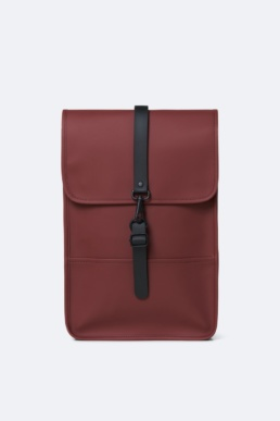 Rains-backpack-mini-maroon-1