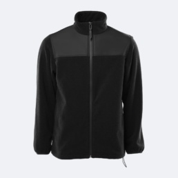 rains-fleece-zip-puller-jacket-black-1