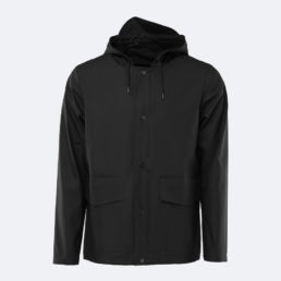 rains-short-hooded-coat-black-1