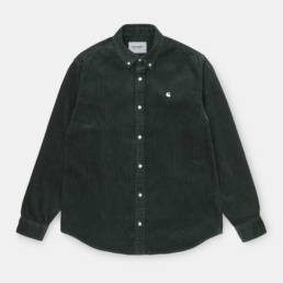carhartt-l-s-madison-cord-shirt-dark-teal-wax-front