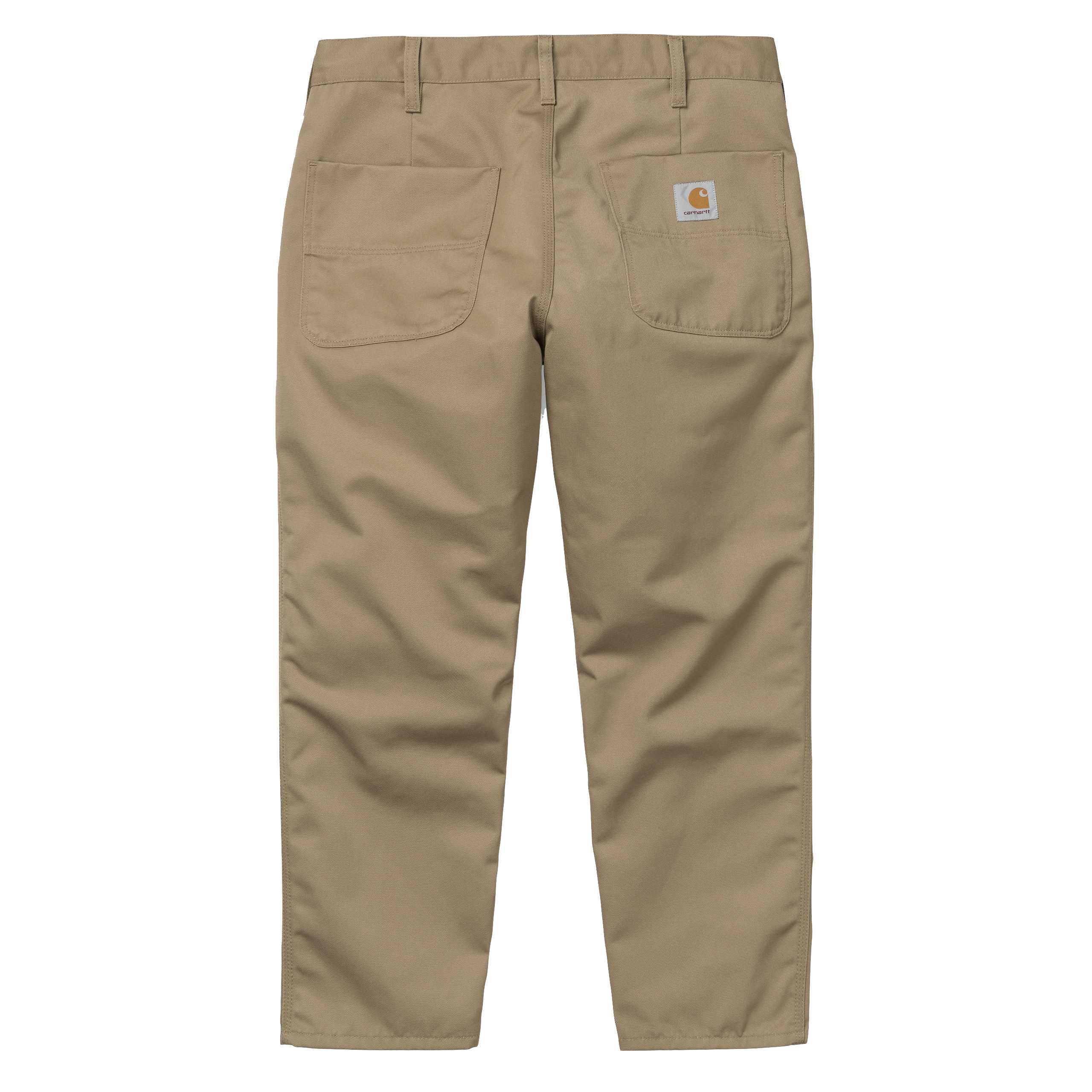 carhartt-wip-abbott-pant-65-35-%-polyester-cotton-leather-rinsed-no-length-back-homme