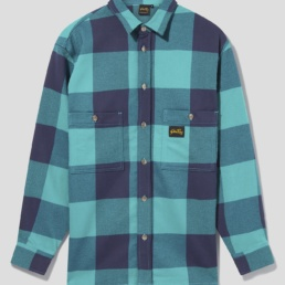 stan-ray-flannel-shirt-indian-green-check-front