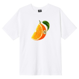 stussy-orange-slice-tee-white-front