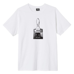 stussy-paintbrush-tee-white-front