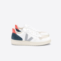 veja-V-10-leather-white-oxford-grey-orange-side