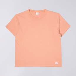 edwin-t-shirt-made-in-japan-soft-orange-front