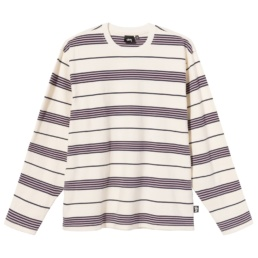stussy-asher-stripe-ls-crew-natural-front