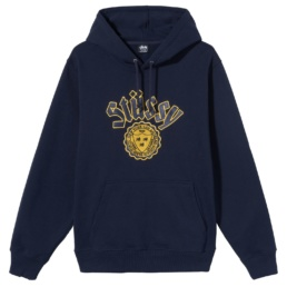 stussy-city-seal-Embroidery-hood-navy-front