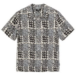 stussy-hand-drawn-houndStooth-shirt-off-white-front