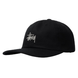stussy-stock-low-pro-cap-black